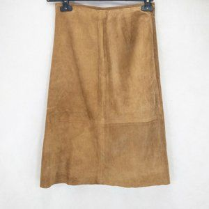 Old Navy Womens Brown Waist Comfort Skirts Size 1
